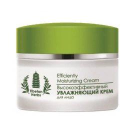 """Vysoko účinný hydratačný krém na tvár """"Tibetan Herbs"""", 50 g"""