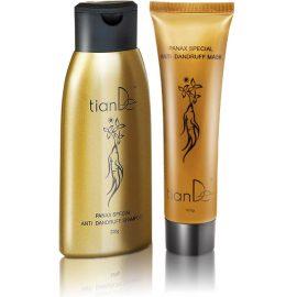 "Sada šampón a maska s extraktom ženšenu ""Pro Botanic"", 220 g 100 g"