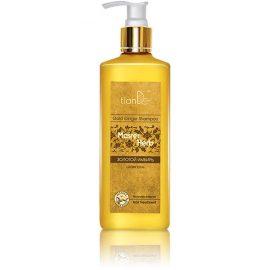 """Šampón na vlasy """"Zlatý zázvor"""" Master Herb, 300 ml"""