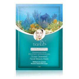 Pleťová beauty-maska s morskými riasami Skin Triumph, 1 ks