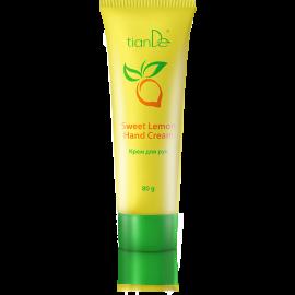 Krém na ruky Sladký citrón, 80 ml