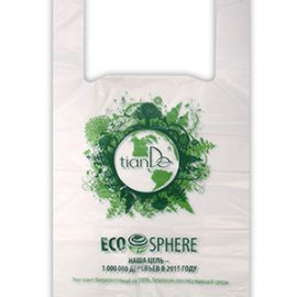 100% recyklovateľná taška TianDe