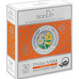Bylinná zmes Tibetský zber, 30 čaj. sáčkov