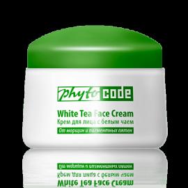 """Pleťový krém s bielym čajom """"Phyto Code"""", 50 g"""