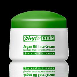 "Pleťový krém s Argánovým olejom ""Phyto Code"", 50 g"