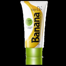 """Peeling s minerálnou soľou na ruky a nohy """"Banán"""", 120 g"""