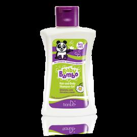 Detský šampón - gél na telo aj vlasy, 250 ml