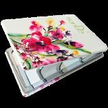 """Zrkadielko """"Flowers"""", 1 ks"""