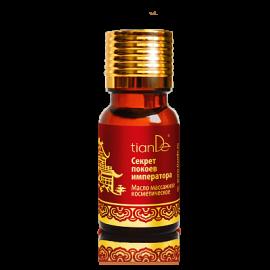 """Kozmetický masážny olej pre mužov """"Tajomstvo cisárskych komnát""""; 10 ml"""