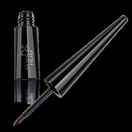 Očné linky - grafitová metalýza; 5 ml