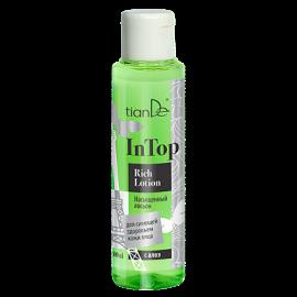 Výživná pleťová voda s aloe vera, In Top, 100 ml