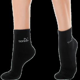 Ponožky s bodovou turmalínovou vrstvou, veľ. 22cm, 1 pár