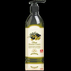 """Krémový sprchový gél """"Slnečné olivy"""", 350 g"""