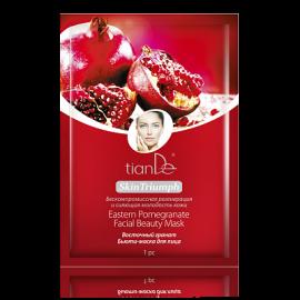 Pleťová beauty-maska s granátovým jablkom Skin Triumph, 1ks