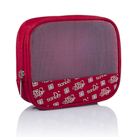 Darčeková kozmetická taštička (červená), 1 ks