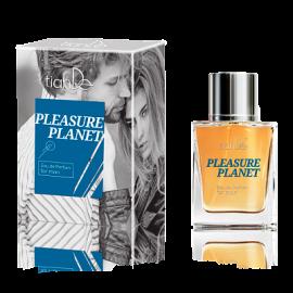 Toaletná voda pre mužov Pleasure Planet, 50 ml